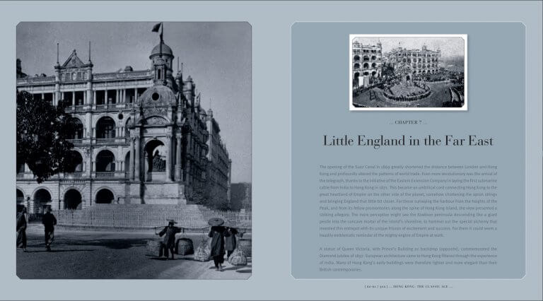 Little England in the Far East
