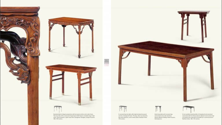 China Hebei tables cypress